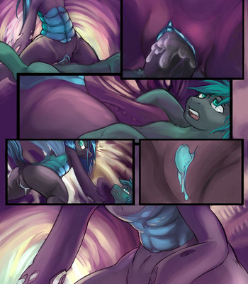 The Queen's Thrall comic porn sex 003