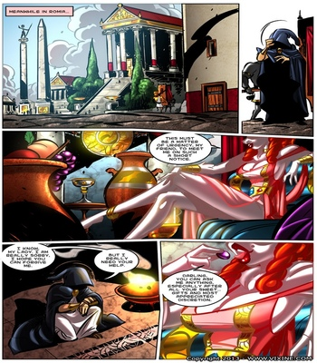 The-Quest-For-Fun-15-Fight-For-The-Arena-Fight-For-Your-Freedom-Part-5 19 free sex comic