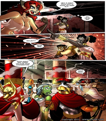 The-Quest-For-Fun-15-Fight-For-The-Arena-Fight-For-Your-Freedom-Part-5 27 free sex comic