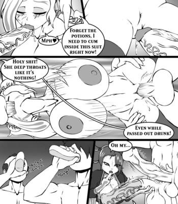 The Rabbit Hole comic porn sex 005