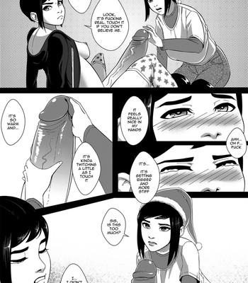 The Reunion comic porn sex 008