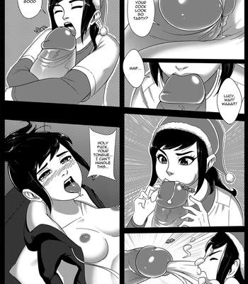 The Reunion comic porn sex 011