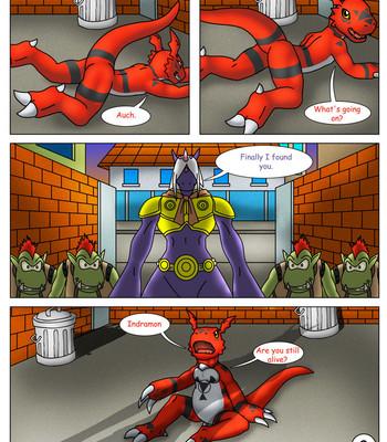The Revenge Of Indramon comic porn sex 003