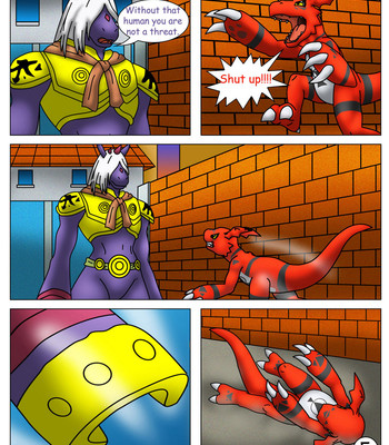 The Revenge Of Indramon comic porn sex 006
