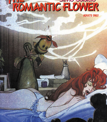 Porn Comics - The Romantic Flower