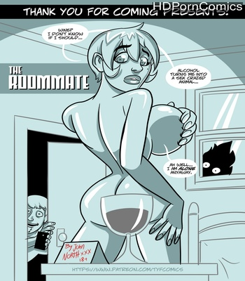 Porn Comics - The Roommate