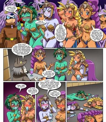 The Royal Treatment comic porn sex 004