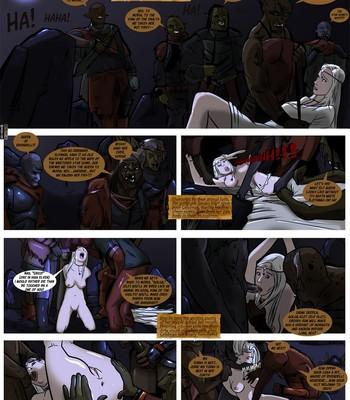 The Sad Tale Of Celebrian comic porn sex 003