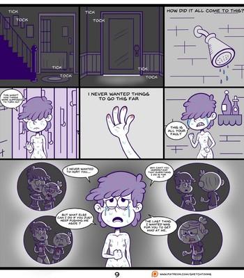 The Secret 1 comic porn sex 010