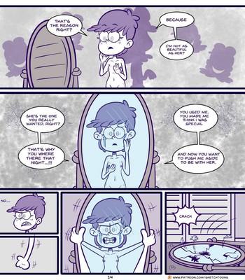 The Secret 1 comic porn sex 015
