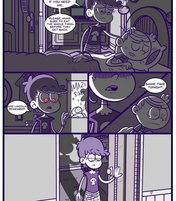 The Secret 1 comic porn sex 023