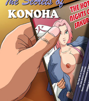 Porn Comics - The Secrets Of Konoha