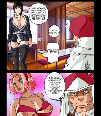 The Secrets Of Konoha comic porn sex 016