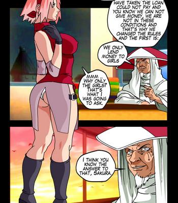 The Secrets Of Konoha comic porn sex 021
