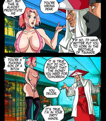 The Secrets Of Konoha comic porn sex 033