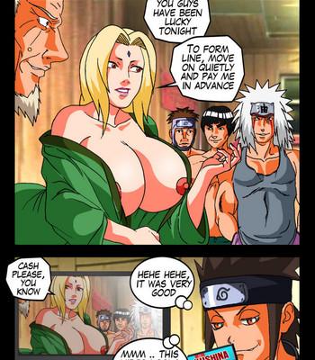 The Secrets Of Konoha comic porn sex 051