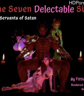 Porn Comics - The Seven Delectable Sins 1