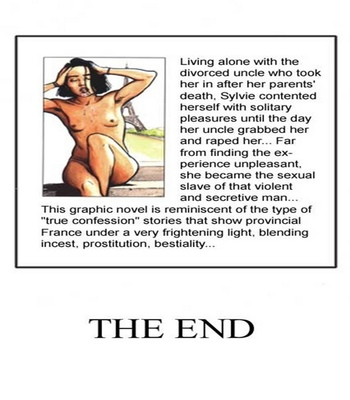 The Sex Slave comic porn