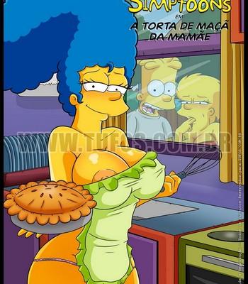 Porn Comics - The Simpsons 9 – Mom's Apple Pie