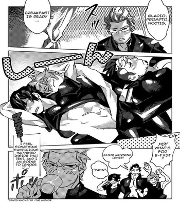 The Sleeping Prince comic porn