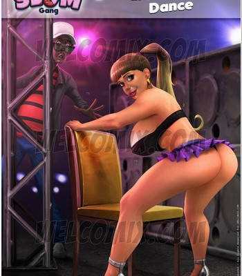Porn Comics - The Slum Gang Chapter 01 -( Erotic Chair Dance )