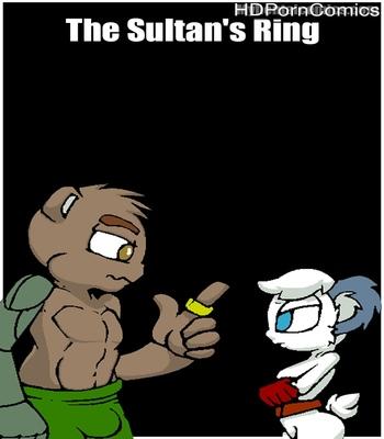 Porn Comics - The Sultan's Ring
