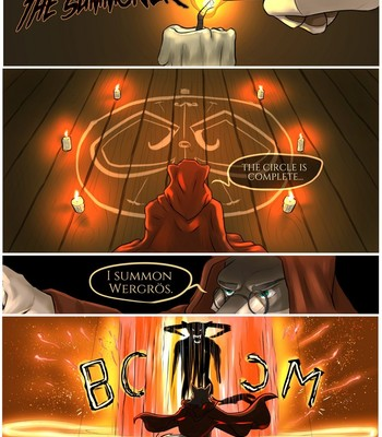 Porn Comics - The Summoner