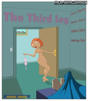 Porn Comics - The Third Leg