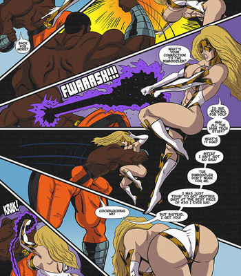 The Thrills Of Victory 2 comic porn sex 010