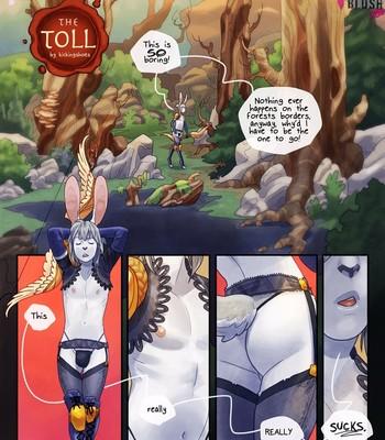 The Toll comic porn thumbnail 001