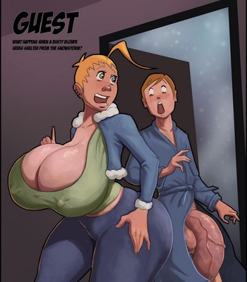 Porn Comics - The Unexpected Guest