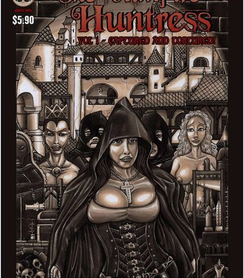 Porn Comics - The Vampire Huntress 1