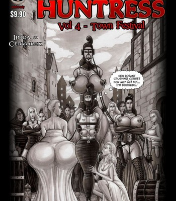Porn Comics - The Vampire Huntress 4