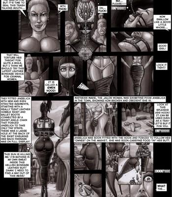 The Vampire Huntress 4 comic porn sex 004