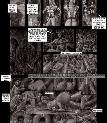 The Vampire Huntress 5 comic porn sex 005