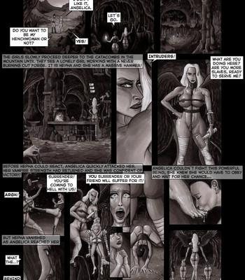 The Vampire Huntress 5 comic porn sex 006