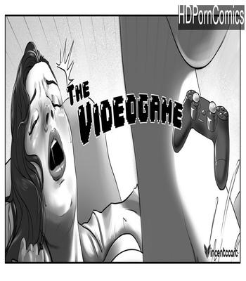 Porn Comics - The Videogame