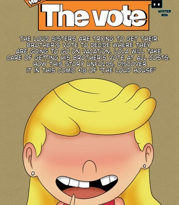 Porn Comics - The Vote