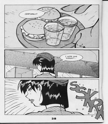 The-Waitress 29 free sex comic