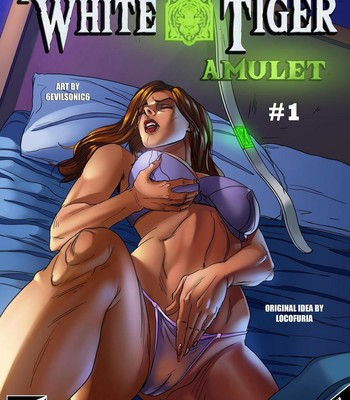 Porn Comics - The White Tiger Amulet 1