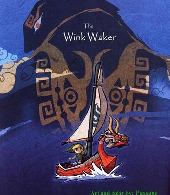 Porn Comics - The Wink Waker