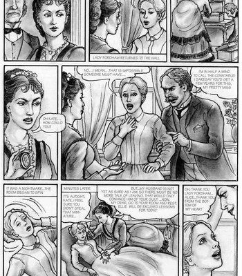 The Young Governess comic porn sex 010