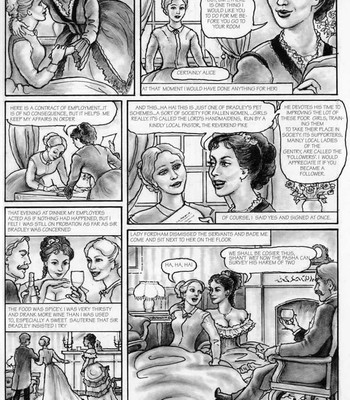 The Young Governess comic porn sex 011