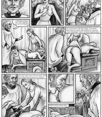 The Young Governess comic porn sex 016