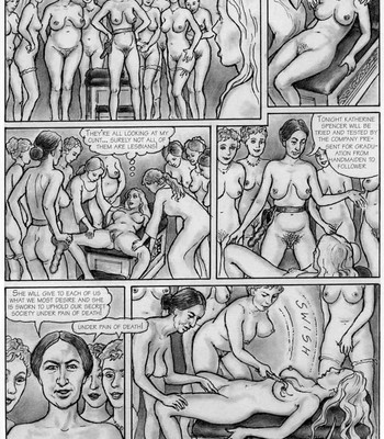 The Young Governess comic porn sex 021