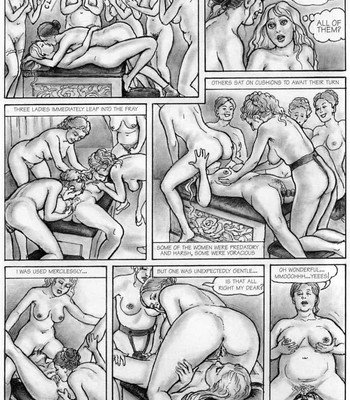The Young Governess comic porn sex 024