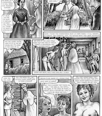 The Young Governess comic porn sex 027