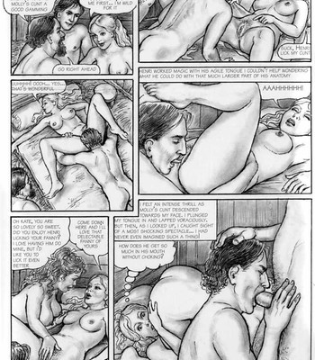 The Young Governess comic porn sex 030