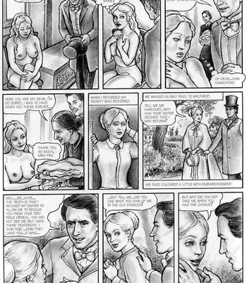 The Young Governess comic porn sex 035