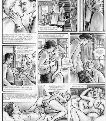 The Young Governess comic porn sex 036